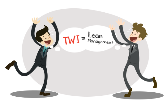 TWI is the foundation of Lean Management