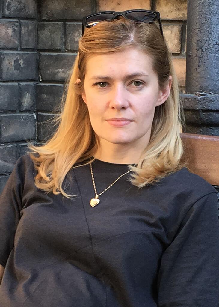 Dr Katarzyna Misiurek